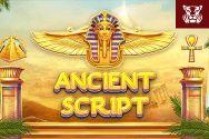 ANCIENT SCRIPT?v=1.8