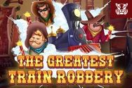 THE GREATEST TRAIN ROBBERY?v=1.8