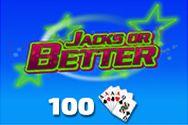 JACKS OR BETTER 100 HAND?v=2.8.6