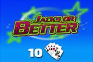JACKS OR BETTER 10 HAND?v=2.8.6