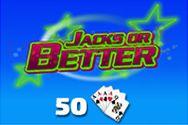 JACKS OR BETTER 50 HAND?v=2.8.6
