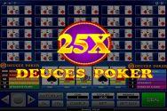 25X DEUCES POKER?v=1.8