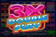 3X DOUBLE PLAY?v=1.8