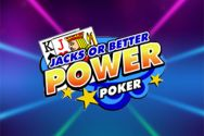 JACKS OR BETTER POWER POKER?v=1.8